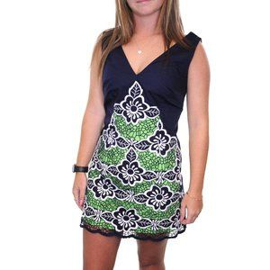 NEW LILLY PULITZER Sylvie Jungle Flower Dress #AL8
